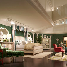 Traditional Bedroom by Woodson & Rummerfield's House of Design