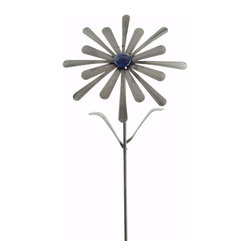 Forked Up Art - Bellatrix - Flower - A great display for the garden!