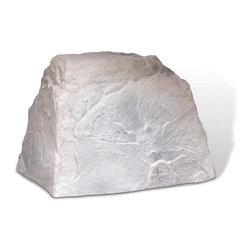 "Dekorra - Fake Rock Well Cover-Model 104, Fieldstone - 60""L x 48""W x 41""H; Wt: 39 lbs"