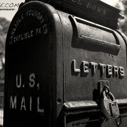 Old US Mailbox, Rusk - Texas - Andy Moine