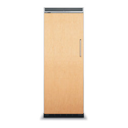"""Viking 30"""" Built-in All-freezer, Custom Panel Left Hinge 