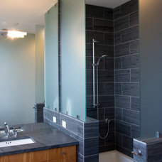 Bathroom Countertops by Vermont Structural Slate Company