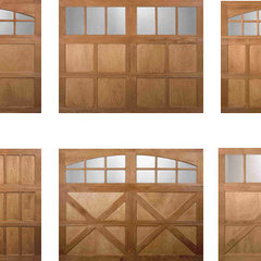 traditional garage doors by clopaydoor.com