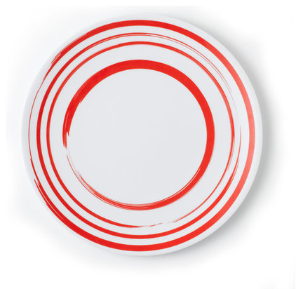 Contemporary Plates by Q SQUARED