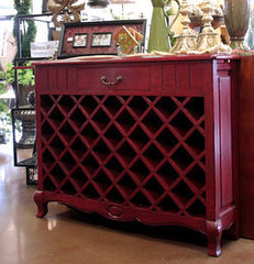traditional furniture by Citianna's Custom Furniture