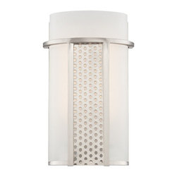 Designer Fountain - Lucern LED Wall Sconce - LED Wall Sconce