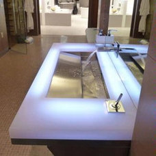 Contemporary Bathroom Sinks by Home & Stone