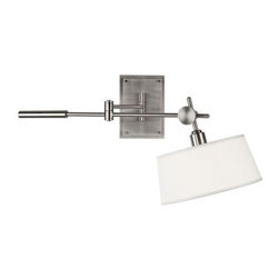 Robert Abbey - Robert Abbey-B2098-Rico Espinet Miles - One Light Table Lamp - 24 Cord Cover Direct Wire.