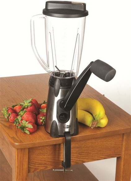 eclectic blenders and food processors by Lehman's