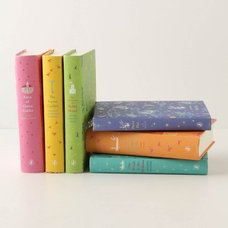 Eclectic Books by Anthropologie