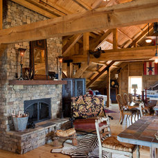 Traditional  by Sand Creek Post & Beam
