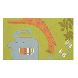The Rug Market - First Friends area rug -