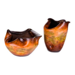 Mathews & Company - Oakley Ceramic Bowls - Set of 2 - Our overview of the new Oakley Ceramic Bowls Set of 2 is on its way but you can still purchase this wonderful piece for your living quarters today. If you have questions about the product just drop a line or send us an email!