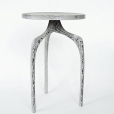 Contemporary Side Tables And Accent Tables by castedesign.us
