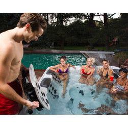 Bullfrog Spas sold by Brown's Pools & Spas - Bullfrog Spas- A Jetpak for everyone