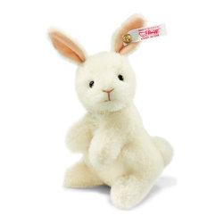 Steiff - Steiff Diva Rabbit EAN 034404 - A Steiff 2014 Worldwide Limited Edition, limited to only 1,500 pieces.