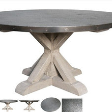 Eclectic Dining Tables by AT HOM