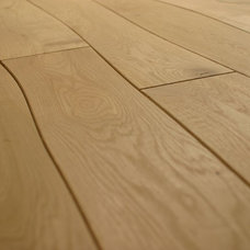Modern Hardwood Flooring by Snakefloors