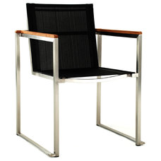 Contemporary Outdoor Lounge Chairs by kmpfurniture.com