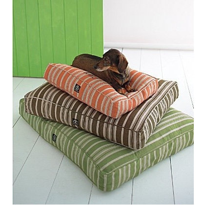 Traditional Dog Beds by Garnet Hill