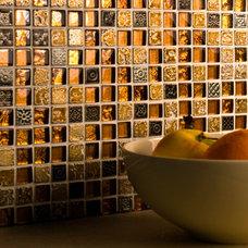 Modern Mosaic Tile by Mosaic Village