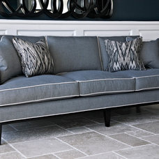 Contemporary Sofas by Libby Langdon Interiors, Inc.