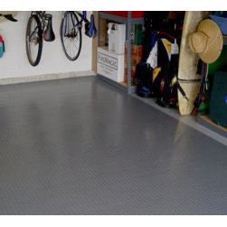Auto Care Products, Inc. - 1 Car Garage Kit, Includes (2) 5'x24', Metallic Graphite - Features:
