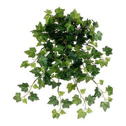 Silk Plants Direct - Silk Plants Direct Mini Ivy Bush (Pack of 12) - Silk Plants Direct specializes in manufacturing, design and supply of the most life-like, premium quality artificial plants, trees, flowers, arrangements, topiaries and containers for home, office and commercial use. Our Mini Ivy Bush includes the following: