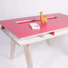Contemporary Kids Tables by molly-meg