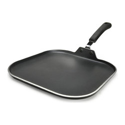 "EPOCA - Heavy Weight 11"" Griddle - Black - Ecolution Heavy Weight 11 in. Griddle in Black"