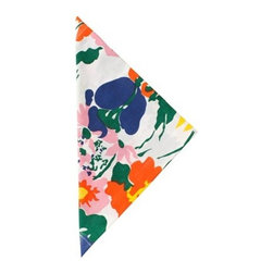 Pine Cone Hill Melody Napkin - The happy colors and fun floral pattern make this one of my current favorites.