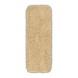 """Garland Rug - Bath Mat: Accent Rug: Jazz Linen 22"""" x 60"""" Bathroom - Shop for Flooring at The Home Depot. Liven up your bathroom with a Jazz Shag Bathroom Rug. These hip and fun rugs will fit easily into any bathroom decor. Jazz is made with 100% Nylon for superior softness and colorfastness. Proudly made in the USA."""