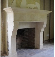 mediterranean fireplaces by Southern Stone Crafters LLC