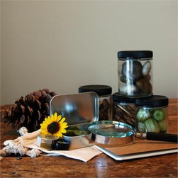 Nature Study Kit - Use this kit to devote a spot in your child's playroom to studying nature.