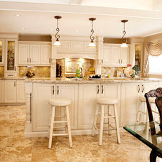 Kitchen Islands And Kitchen Carts by Rocpal Custom Cabinets and Woodworking Ltd.
