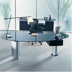 houston executive office desk by cattelan italia home office products