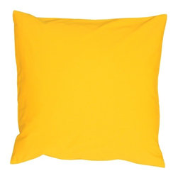 Pillow Decor - Pillow Decor - Caravan Cotton 23x23 Throw Pillows - Our largest size in the Caravan Cotton pillows, these 23x23 inch throw pillows are perfect for large sectionals or family rooms and dens where you want that over sized pillow to collapse into at the end of the day. With 3% spandex added to improve durability and washability, these colorful cotton pillows will provide long lasting comfort.