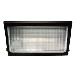 Led Security Lights - Type of Light Fixture: LED Wall Pack Light
