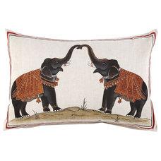 Asian Pillows by John Robshaw Textiles