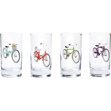 eclectic everyday glassware by Paper Source