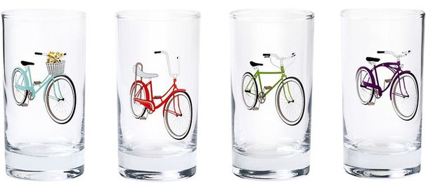 Eclectic Everyday Glasses by Paper Source