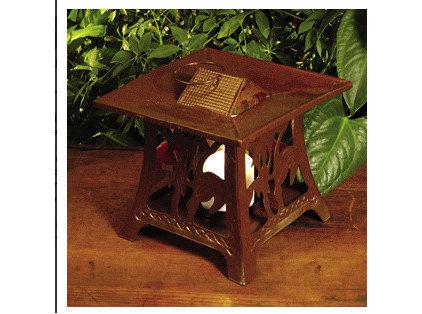 Asian Candleholders by zengardenbonsai.com