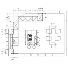 Contemporary Floor Plan by OnePlan