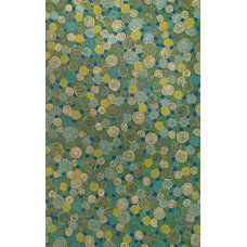 Contemporary Rugs by zopalo