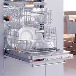 Miele - Another superior solution from Miele.  Introducing the Futura Series, the world's most intelligent dishwasher