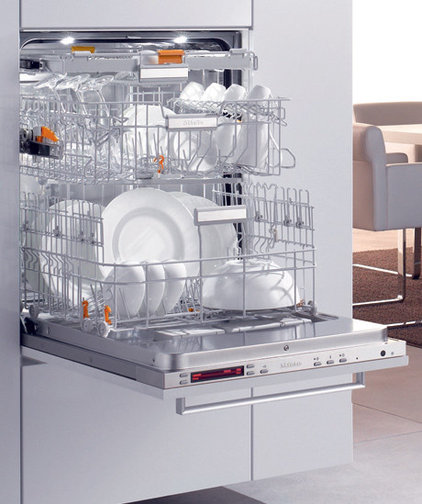 Contemporary Dishwashers Miele