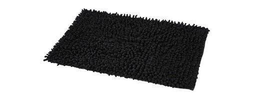 Prestige Cotton Bath Rug Marley Black - This prestige cotton bath rug Marley is 100% cotton. Ultra-soft, deep, and inviting, this bath mat is a rug you can luxuriously sink your toes in and will give a sophisticated look to any bathroom. This beautiful bath rug features long shaggy loops for a soft extra plush feel. It provides a soft, cushioned feel, shock absorption and is durable. Manufacturer recommends using a nonskid pad beneath the rug (not included). Hand wash and no dryer. Indoor use only. Width 20-Inch and length 31.5-Inch. Color black. Enhance your bathroom decor with this handsome prestige bath rug and add an understated elegance to your space. Imported.