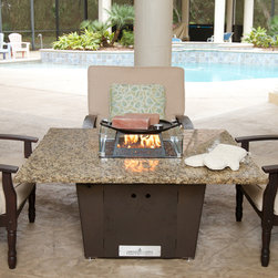 Fire Table by Firetainment. Hibachi Style Cooking at Home with the most versatil -