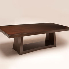 modern dining tables by Cliff Young Ltd.