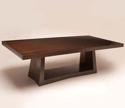 Contemporary Dining Tables by Cliff Young Ltd.